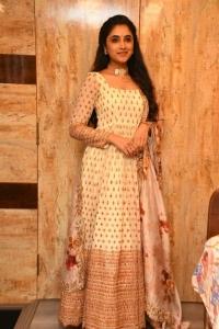 Telugu Actress Priyanka Mohan Pictures @ Sreekaram Movie Pre Release