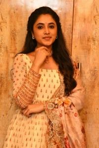 Actress Priyanka Arul Mohan Pictures @ Sreekaram Pre Release