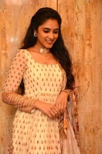 Actress Priyanka Mohan Pictures @ Sreekaram Movie Pre Release