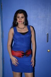 Actress Priyanka Hot Stills at Prema Ledani Audio Launch