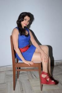 Telugu Actress Priyanka Hot Stills at Prema Ledani Audio launch