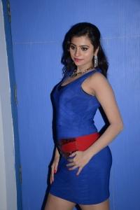 Telugu Actress Priyanka Hot Stills at Prema Ledani Audio Release