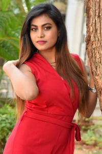 Priyanka Augustin Latest Pictures @ Super Power Trailer Launch