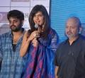 Actress Priyanka Chopra Images in Dark Moderate Blue Saree