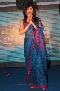 Bollywood Actress Priyanka Chopra Latest Saree Photos