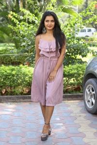 Actress Priyanka Jain Stills @ Chalte Chalte Movie Teaser Launch