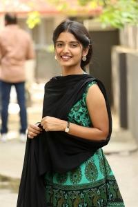 Actress Priyanka Jain Churidar Photos