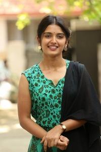 Actress Priyanka Jain Photos @ Vinara Sodara Veera Kumara Movie Success Meet