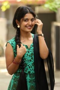 Actress Priyanka Jain Photos in Churidar Dress