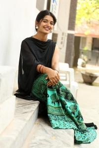 Actress Priyanka Jain Photos @ Vinara Sodara Veera Kumara Success Meet