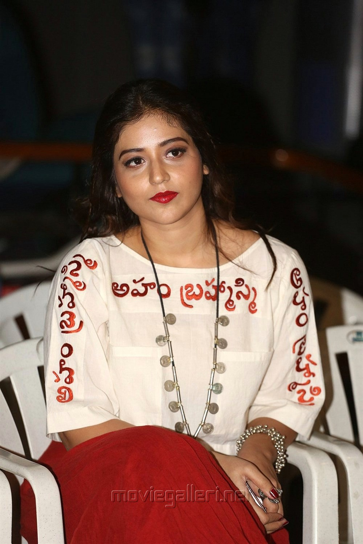 Actress Priyanka Jawalkar Photos @ Taxiwala Movie Teaser Launch