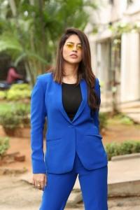 Actress Priyanka Jawalkar Stills @ Thimmarusu Movie Success Meet