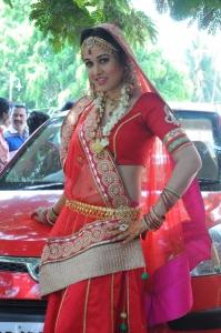 Actress Priyanka Kothari Photos @ Criminals Movie Opening