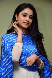 Actress Priyanka Mohan New Images @ Sreekaram Success Meet