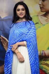 Actress Priyanka Arul Mohan New Images @ Sreekaram Movie Success Meet