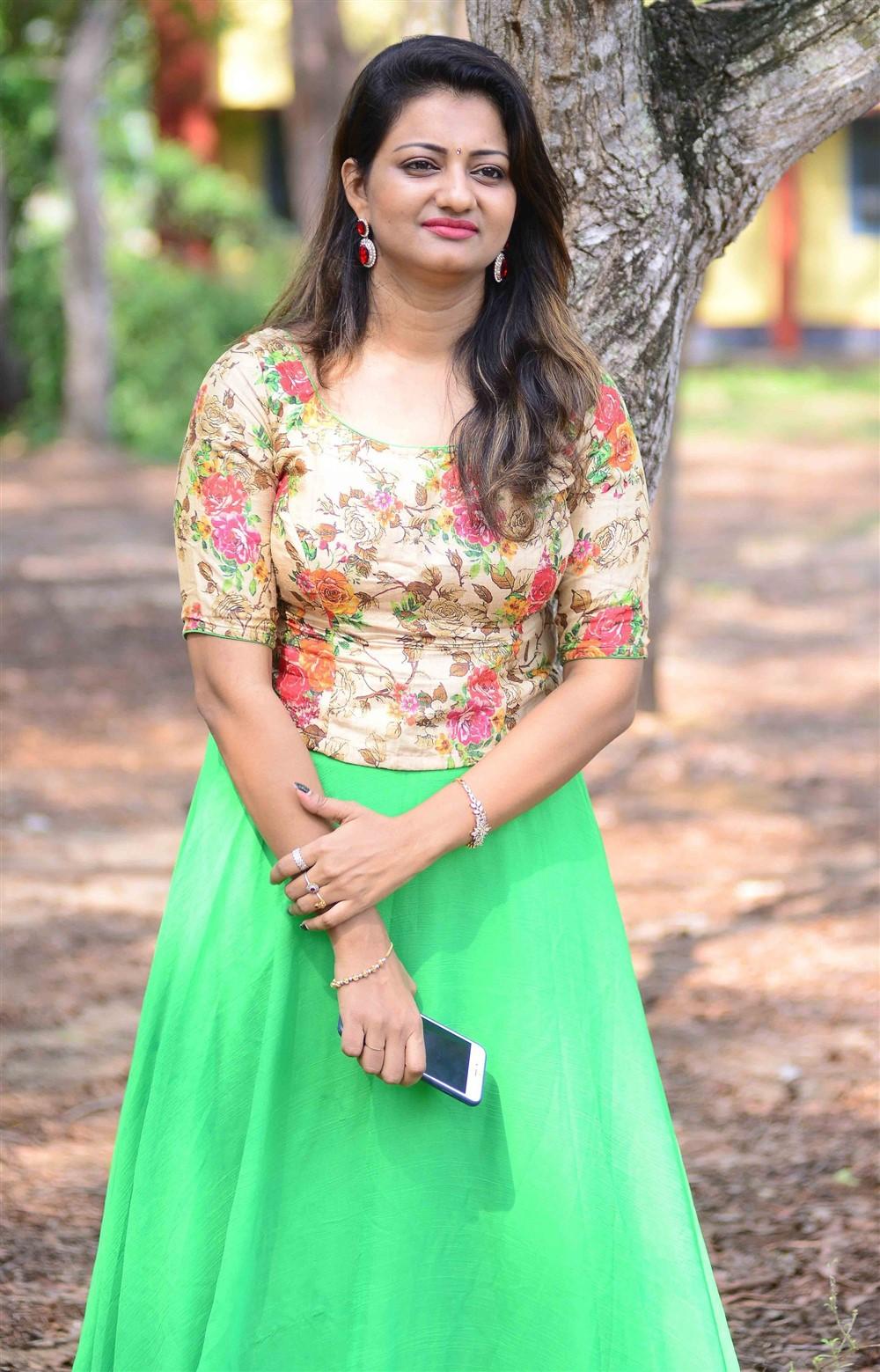 Actress Priyanka Nair Latest Photoshoot Images