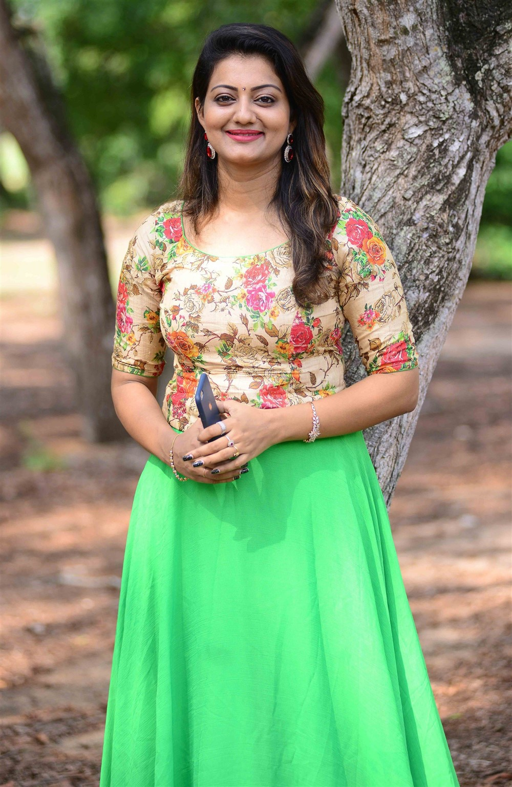 Actress Priyanka Nair Recent Photoshoot Images