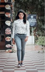 Actress Priyanka Nair New Photoshoot Pics