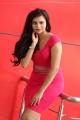 Priyanka Ramana Hot Red Short Dress Images
