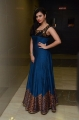 Actress Priyanka Ramana in Blue Designer Dress Stills