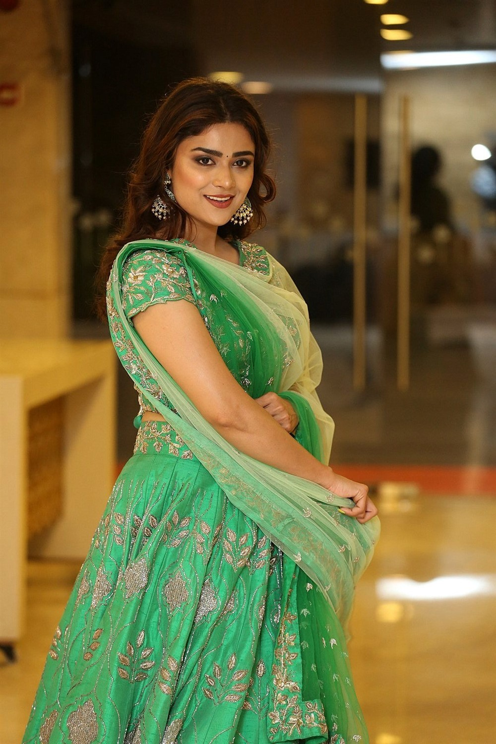 Actress Priyanka Sharma Latest Images @ Savaari Pre Release