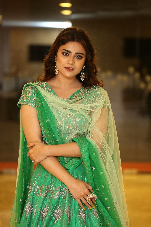 Telugu Actress Priyanka Sharma Images @ Savaari Pre Release Function