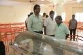 Arun Pandian @ Ibrahim Rowther Passes Away Photos