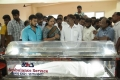 Premalatha, Vijayakanth @ Ibrahim Rowther Passes Away Photos
