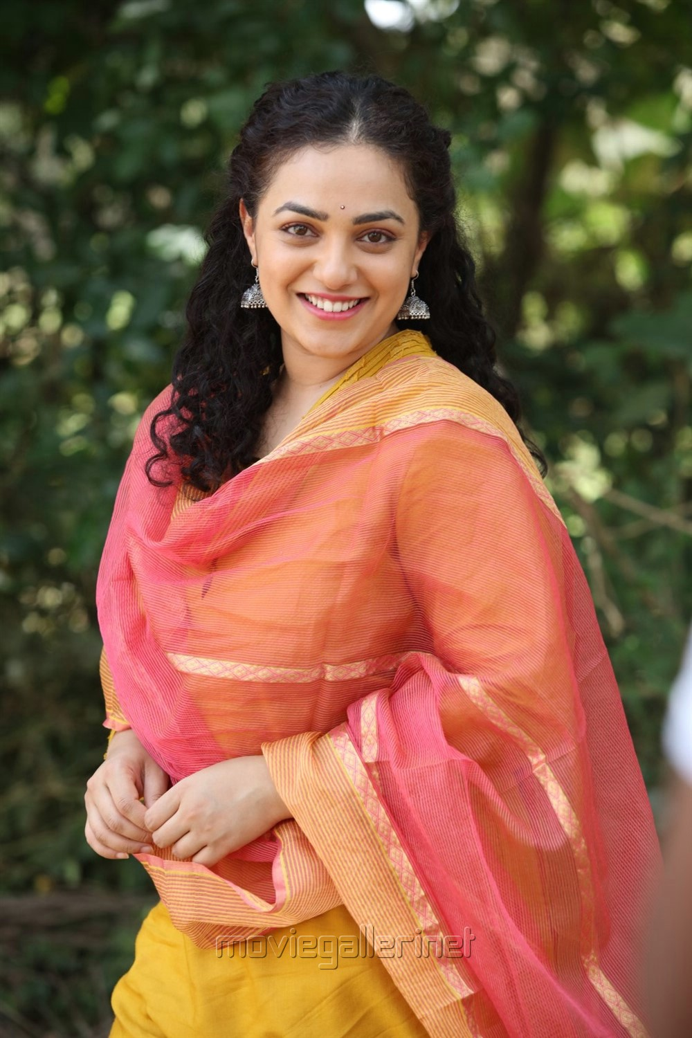 Actress Nithya Menon in Psycho Movie Images HD