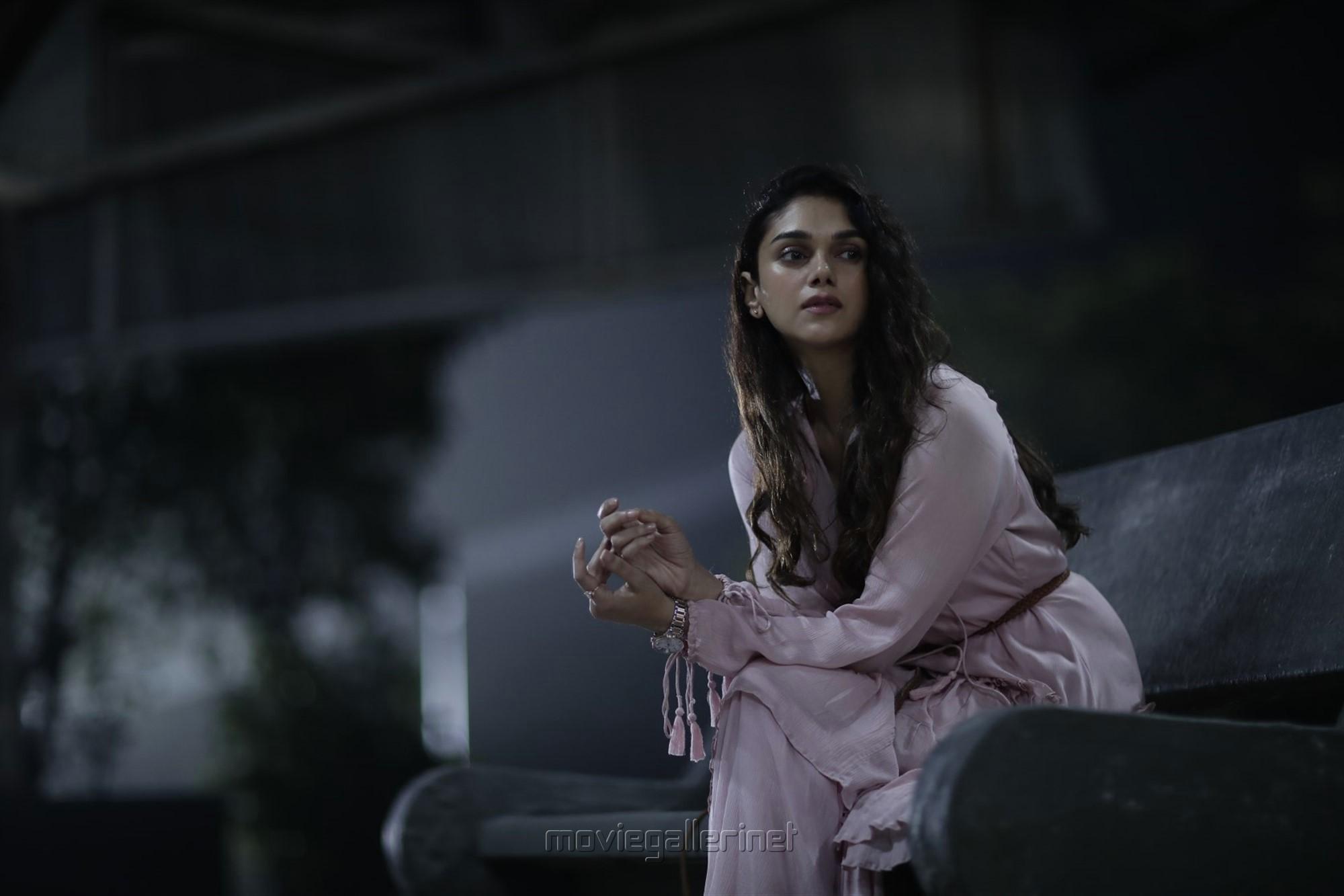 Actress Aditi Rao Hydari in Psycho Movie Images HD