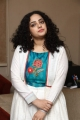 Actress Nithya Menon @ Psycho Movie Teaser Launch Stills