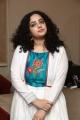 Actress Nithya Menon @ Psycho Movie Teaser Launch Stills