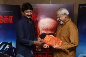 Udhayanidhi Stalin, Mani Ratnam @ Psycho Movie Teaser Launch Stills