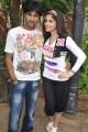Actor Jayanth, Actress Priyadarshini at Pudhu Varusham Movie Shooting Spot Stills