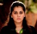 Actress Tapasee Pannu in Puduvai Managaram Movie Stills
