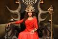Actress Sridevi in Puli Movie New Stills