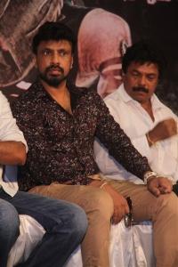 Actor Harikumar @ Pulimurugan Tamil Audio Launch Stills