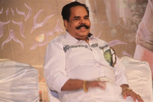 KT Kunjumon @ Pulimurugan Tamil Audio Launch Stills