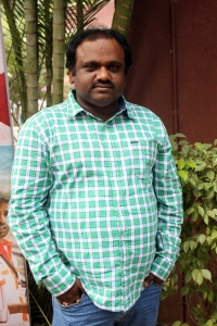Music Director NR Raghunanthan @ Pulivaal Movie Press Meet Stills
