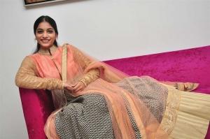 Actress Punarnavi Bhupalam Photos @ Red Alert Audio Launch
