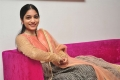 Actress Punarnavi Bhupalam in Floor Length Anarkali Photos