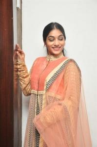 Actress Punarnavi Bhupalam Cute Photos in Anarkali Dress