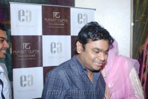 AR Rahman at Puneet Gupta Invitations