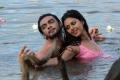Aryan, Monal Gajjar in Punnami Rathri Movie Latest Stills