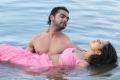 Monal Gajjar, Aryan in Punnami Rathri Movie Hot Stills
