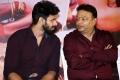 Varun, Ishari K Ganesh @ Puppy Movie Press Meet Stills