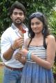 Pavan, Hemanthini at Pure Love Telugu Movie launch Stills