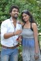 Pavan, Hemanthini at Pure Love Telugu Movie Launch Images