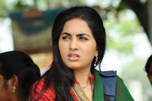 Actress Srushti Dange in Puriyatha Anantham Puthithaga Aarambam Latest Stills