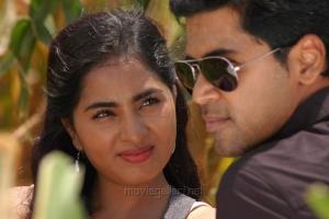 Krish, Srushti Dange in Puriyatha Anantham Puthithaga Aarambam Latest Stills